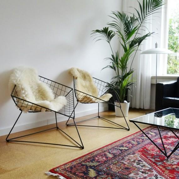 2 Oti Draadstoelen Niels Gammelgaard - sold