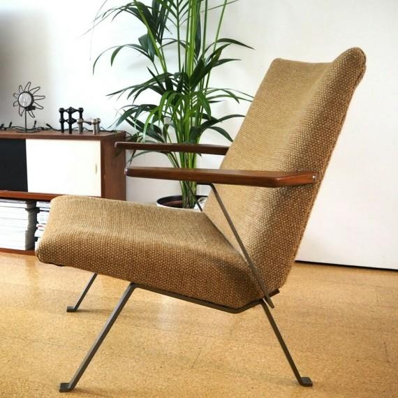 Easy Chair van Koene Oberman voor Gelderland jaren 50 - Zeldzaam! -Sold