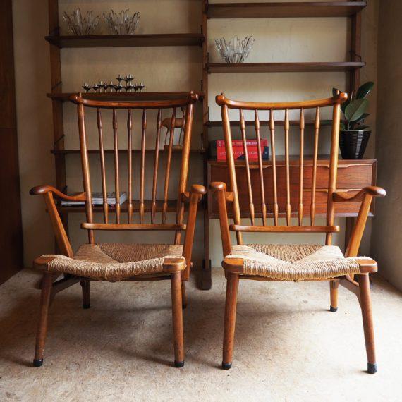 Set fauteuils Gelderland de Ster - mooie, gebruikte staat -sold