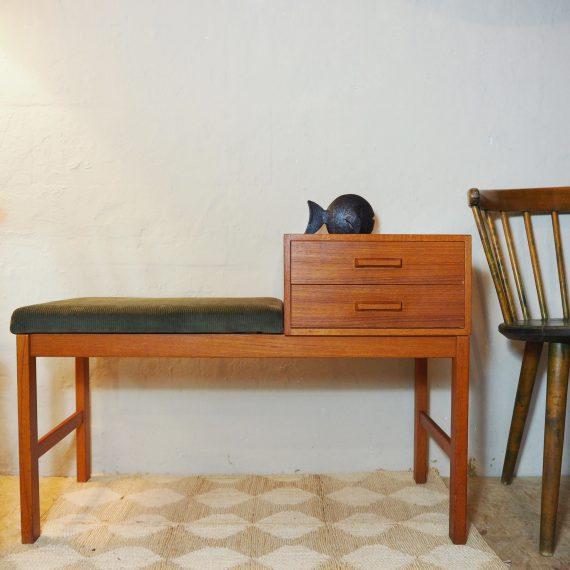 Zweeds Halbankje - 86x38xH59 en 45cm - sold