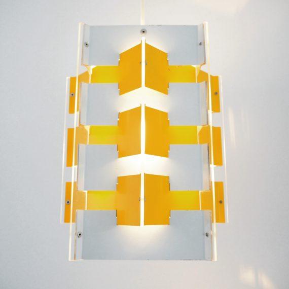 Vintage design Pendant van J.J.M. Hoogervorst voor Anvia - sold