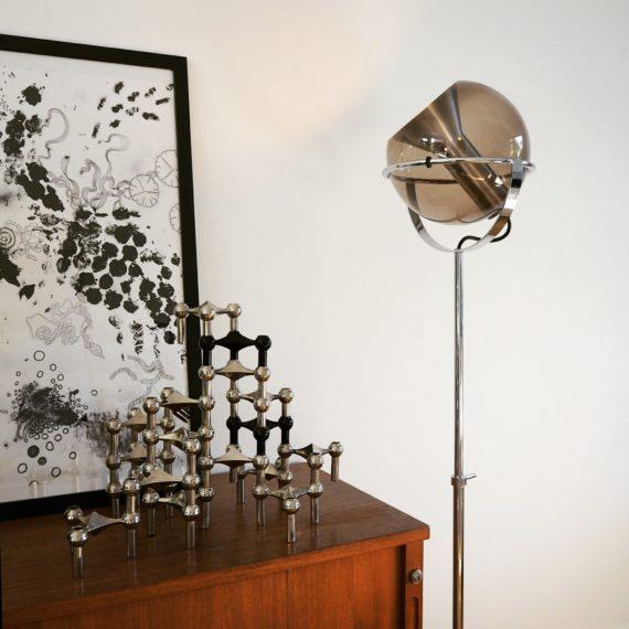 RAAK Amsterdam Globe 2000 Floorlamp - Frank Ligtelijn - sold