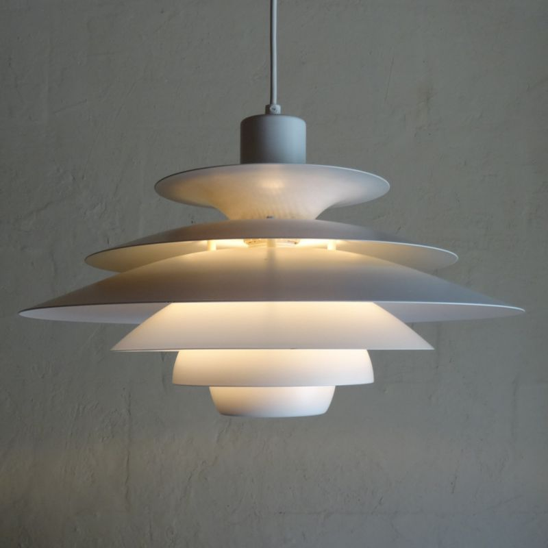 JEKA type Lotus Hanglamp Schalenlamp Deens design - sold