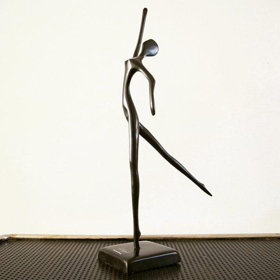 Ballet danseres sculptuur - Bodrul Khalique - Zweeds design - €55