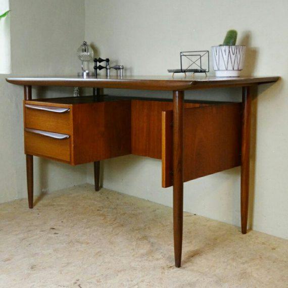 50's / 60's Tijsseling Bureau - Vintage design Desk - Sold