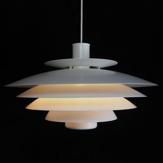 Danish design hang Lamp - Formlight Ø50cm - zware kwaliteit metaal - sold