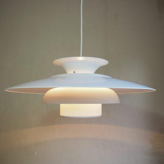 Grote witte Schalenlamp - Danish design Lamp - Ø50cm - sold