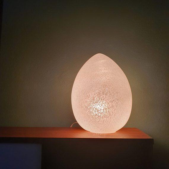 Mushroom Lamp - Swedish design by Monica Backström Kosta Boda - H30 cm - sold