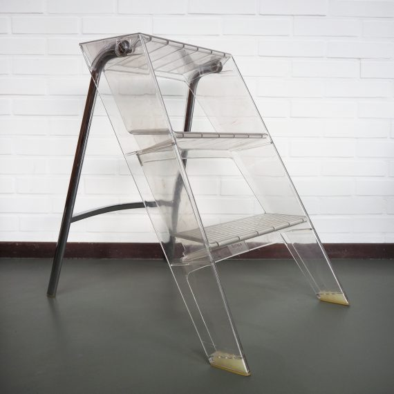 Kartell Upper Keukentrap by Meda Rizzatto - Italiaans design - sold