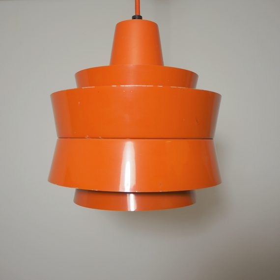 Vintage Hanglamp ø22cm - Carl Thore Granhaga Metalindustri Sweden, 70's - €195