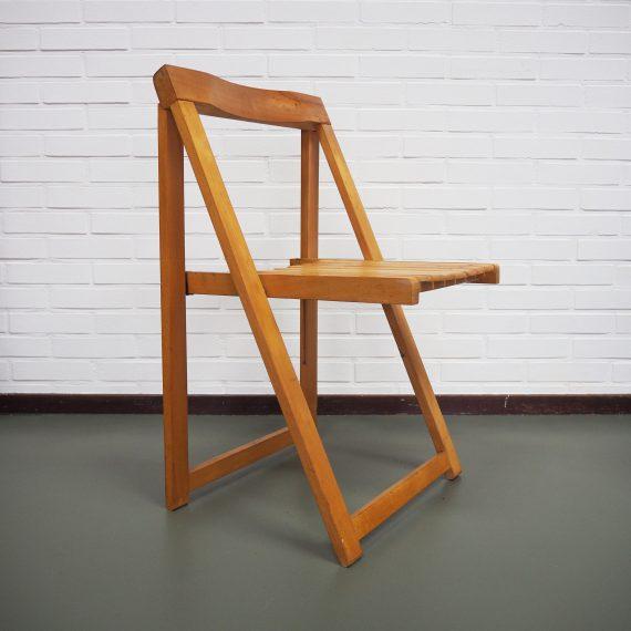 Klapstoel / Folding Chair Aldo Jacober for Alberto Bazzani, Italy 1960 - €115